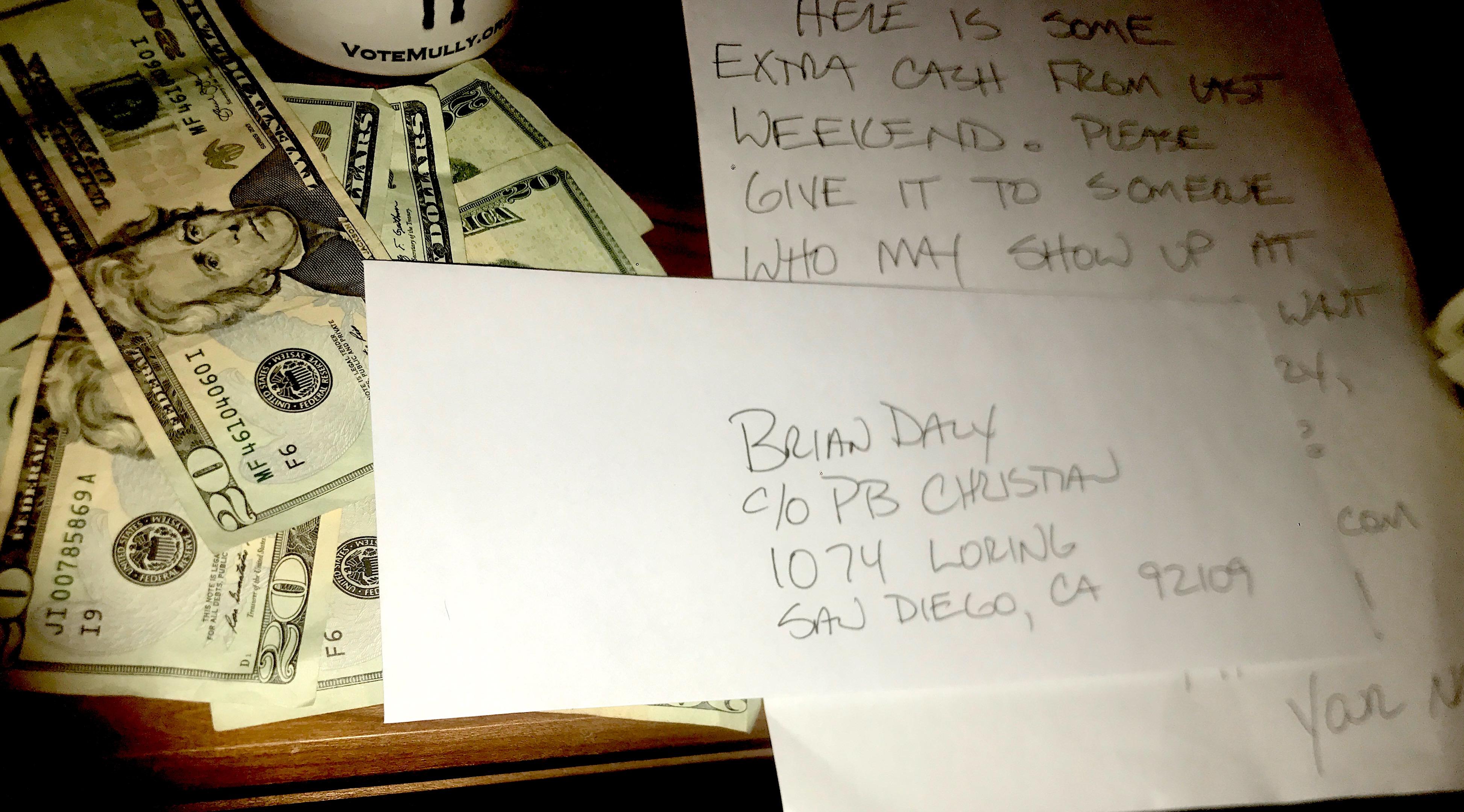 brian daly envelope