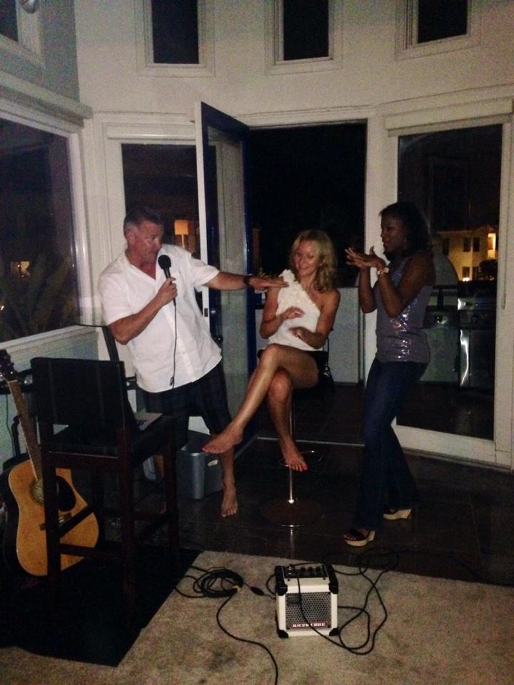 karaoke w ballard