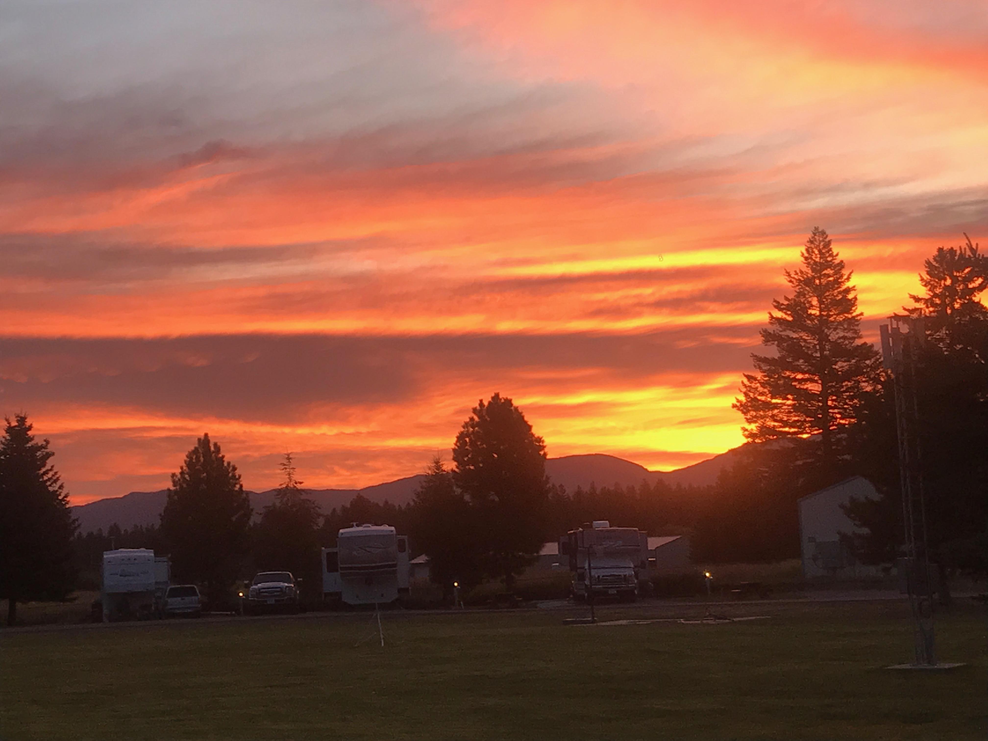 sunset montana 17